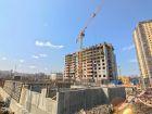 Ход строительства дома Секция 1 в ЖК Гвардейский 3.0 - фото 21, Март 2021