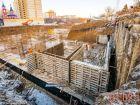 ЖК Zапад (Запад) - ход строительства, фото 62, Февраль 2019