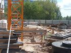 Ход строительства дома № 1 в ЖК Огни Автозавода - фото 12, Июль 2021