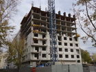 Жилой дом: ул. Сухопутная - ход строительства, фото 60, Октябрь 2019