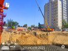 ЖК Кристалл 2 - ход строительства, фото 2, Август 2021