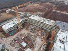 ЖК Открытие - ход строительства, фото 59, Декабрь 2019