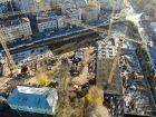 ЖК Симфония Нижнего - ход строительства, фото 218, Октябрь 2018