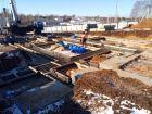 Ход строительства дома № 1, Вторая очередь в ЖК Лайм - фото 5, Март 2020