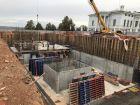 Ход строительства дома на Минина, 6 в ЖК Георгиевский - фото 60, Сентябрь 2020