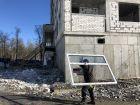 Ход строительства дома № 2 в ЖК Подкова на Родионова - фото 24, Апрель 2021