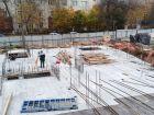 Клубный дом на Ярославской - ход строительства, фото 8, Ноябрь 2020