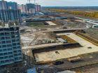 Ход строительства дома Литер 3 в ЖК Самолет 2 - фото 23, Ноябрь 2020