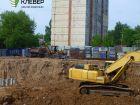 Ход строительства дома № 1 в ЖК Клевер - фото 136, Май 2018