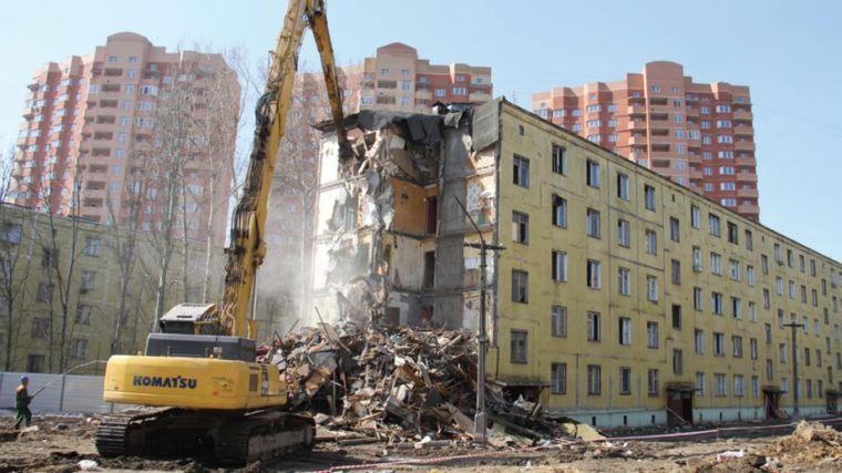 Реновация жилья в России без иллюзий: это вам не Москва