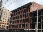 ЖК Волна - ход строительства, фото 64, Апрель 2020