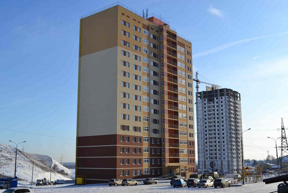 Шесть нижегородских новостроек введены в эксплуатацию в ноябре 2019 года