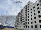 Ход строительства дома № 4 в ЖК Корабли - фото 5, Август 2021