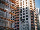 Ход строительства дома Секция 1 в ЖК Гвардейский 3.0 - фото 2, Август 2021