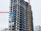 ЖК Гелиос - ход строительства, фото 9, Март 2020