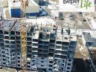 ЖК Зеленый берег Life - ход строительства, фото 50, Апрель 2018