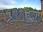 Каскад на Сусловой - ход строительства, фото 57, Сентябрь 2016