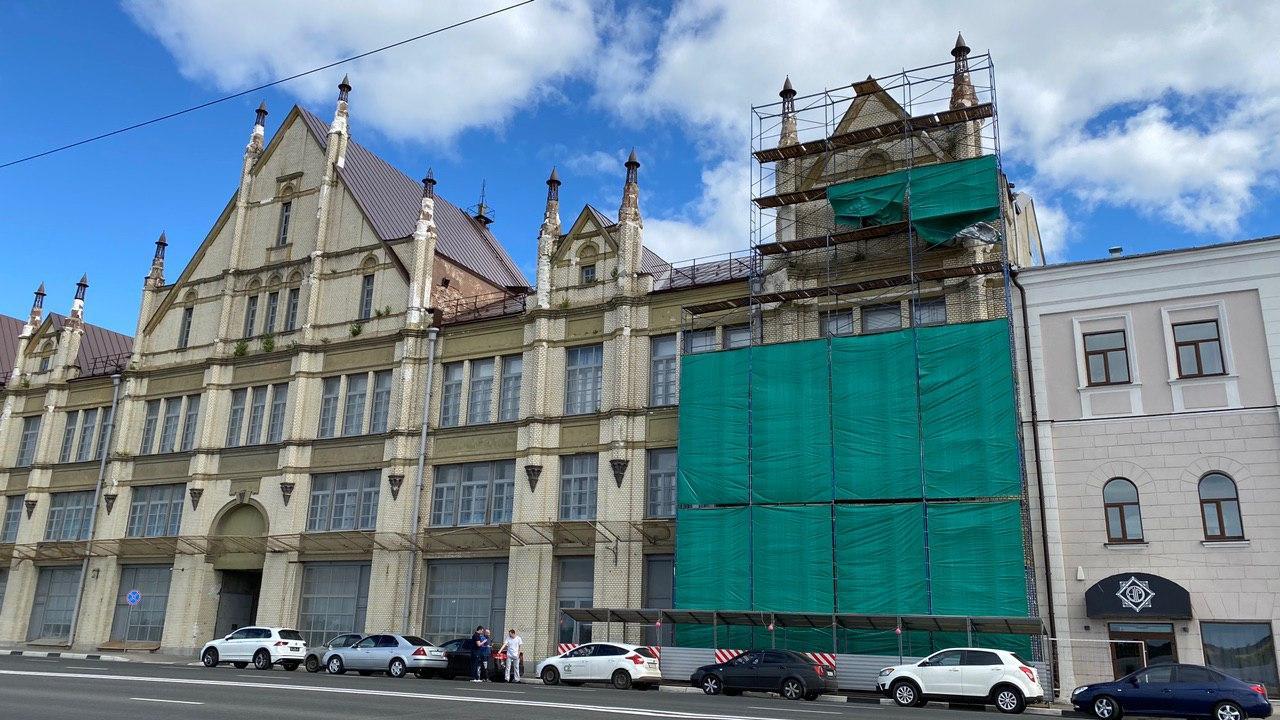 Началась реставрация бывшей нижегородской фабрики «Маяк» - фото 1