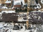 Ход строительства дома № 1 в ЖК Встреча - фото 73, Ноябрь 2018