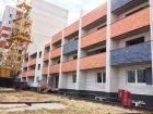 Ход строительства дома № 67 в ЖК Рубин - фото 83, Май 2015
