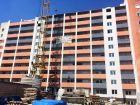 Ход строительства дома № 67 в ЖК Рубин - фото 39, Июль 2015