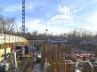 Ход строительства дома Литер 2 в ЖК Грин Парк - фото 6, Февраль 2021