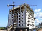 Ход строительства дома № 15 в ЖК Академический - фото 40, Июль 2019