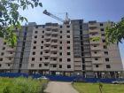 Ход строительства дома № 38 в ЖК Три Сквера (3 Сквера) - фото 12, Июль 2021