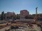 ЖК Ленина, 46 - ход строительства, фото 8, Июль 2021